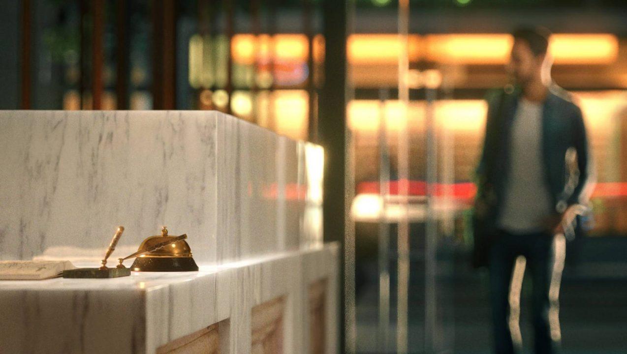 Lobby - Emerald Fund - 150 Van Ness